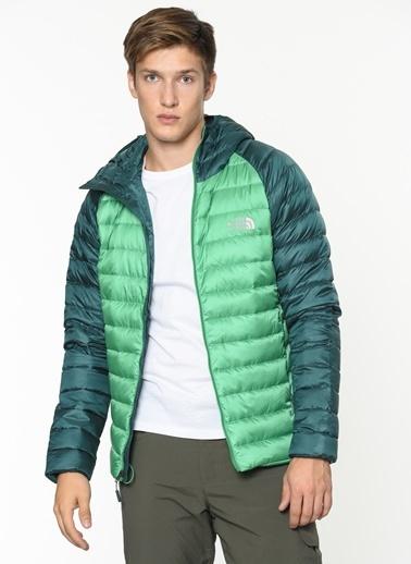 The North Face Trevail Hoodie Erkek Mont Yeşil Renkli